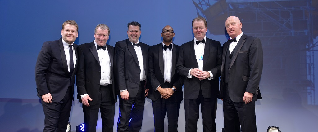 Our commitment to the construction industry and the Midlands has seen us awarded the 2014 Building Awards Contractor of the Year (up to £300m) prize.