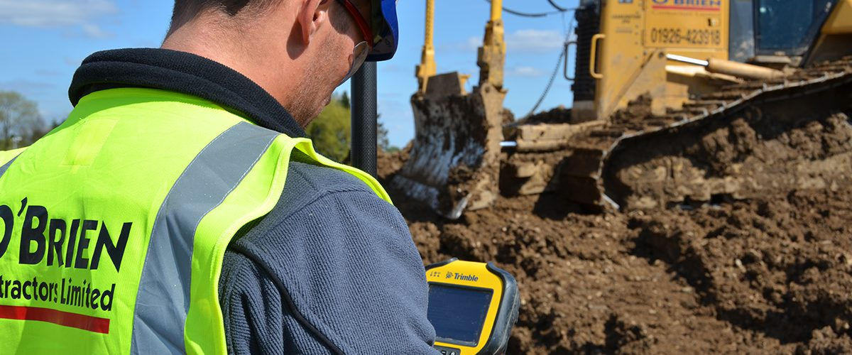 O'Brien Contractors invest in cutting edge GSC900 technology