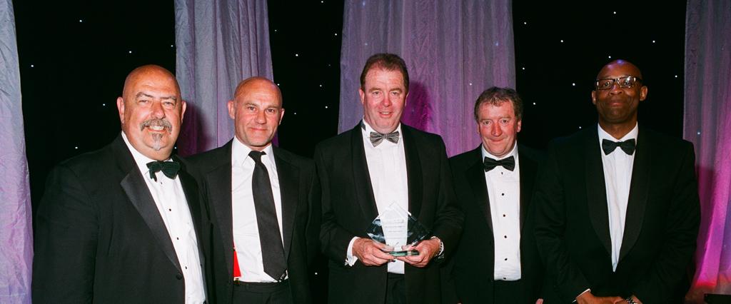 O'Brien Contractors wins prestigious Celebrating Construction SME Award 2013