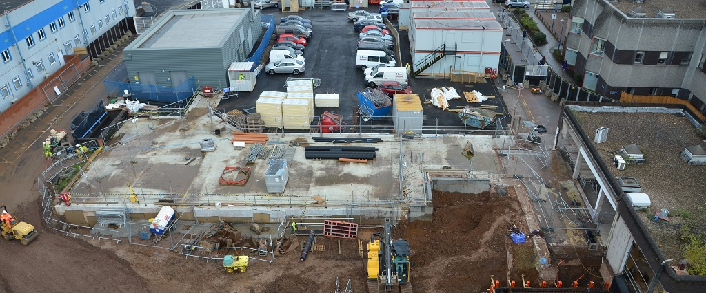 O'Brien Contractors appointed to Royal Wolverhampton NHS Trust's New Cross Hospital scheme