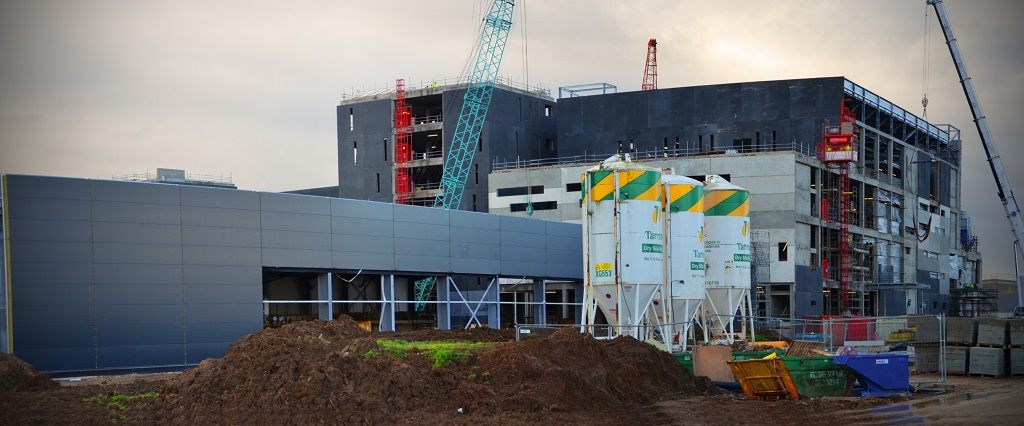 sisk nestle manufacturing plant