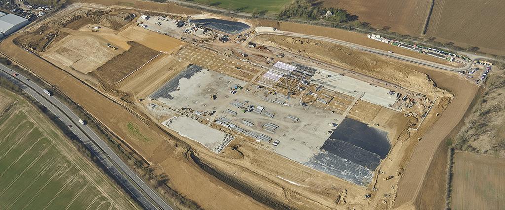 Thunderbird 2 is go: O'Brien Contractors secure LondonMetric Property's distribution centre scheme