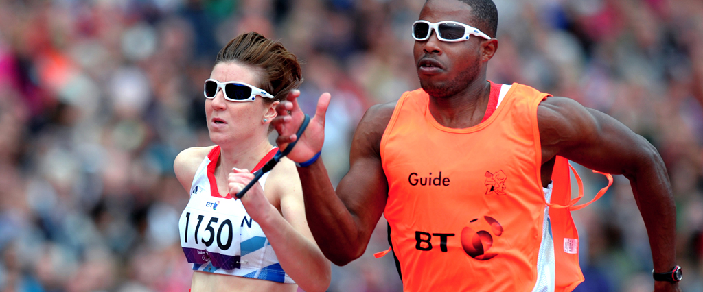 O'Brien Sports pitches in to give its backing to British Blind Sport