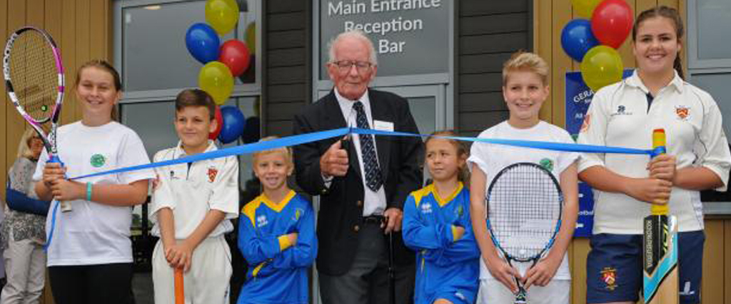 Wootton Bassett Sports Association opens new £6m hub