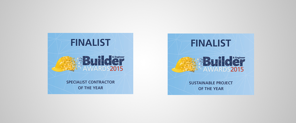 O'Brien Contractors shortlisted for two categories in Builder and Engineer Awards 2015