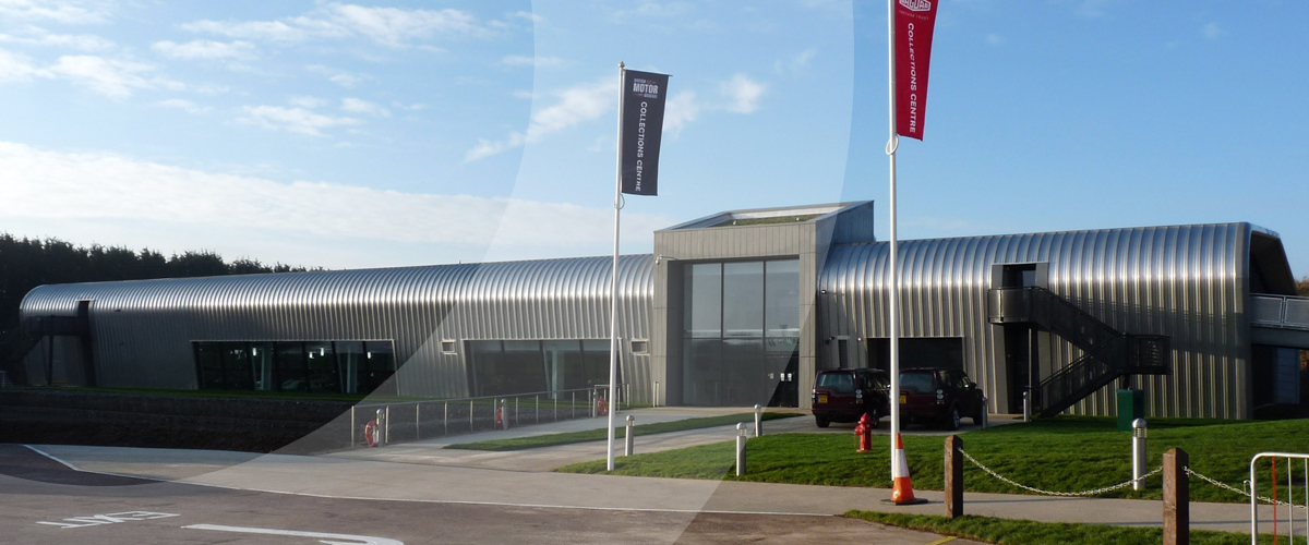 Civil engineering specialist, providing groundworks and earthworks services for the British Motor Museum in Gaydon, Warwickshire