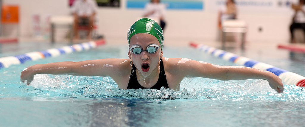 O'Brien Sports make a splash with British Blind Sport