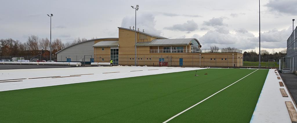 O'Brien Sports win Bridge Street Sports Centre hockey pitch contract