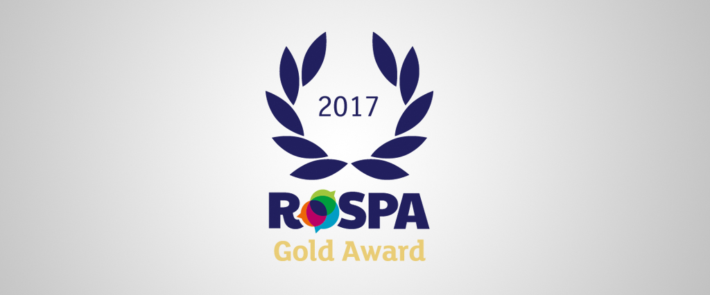 O'Brien Contractors win RoSPA Gold Award for fourth straight year