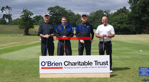 Charity Drive Success for O'Brien Charitable Trust