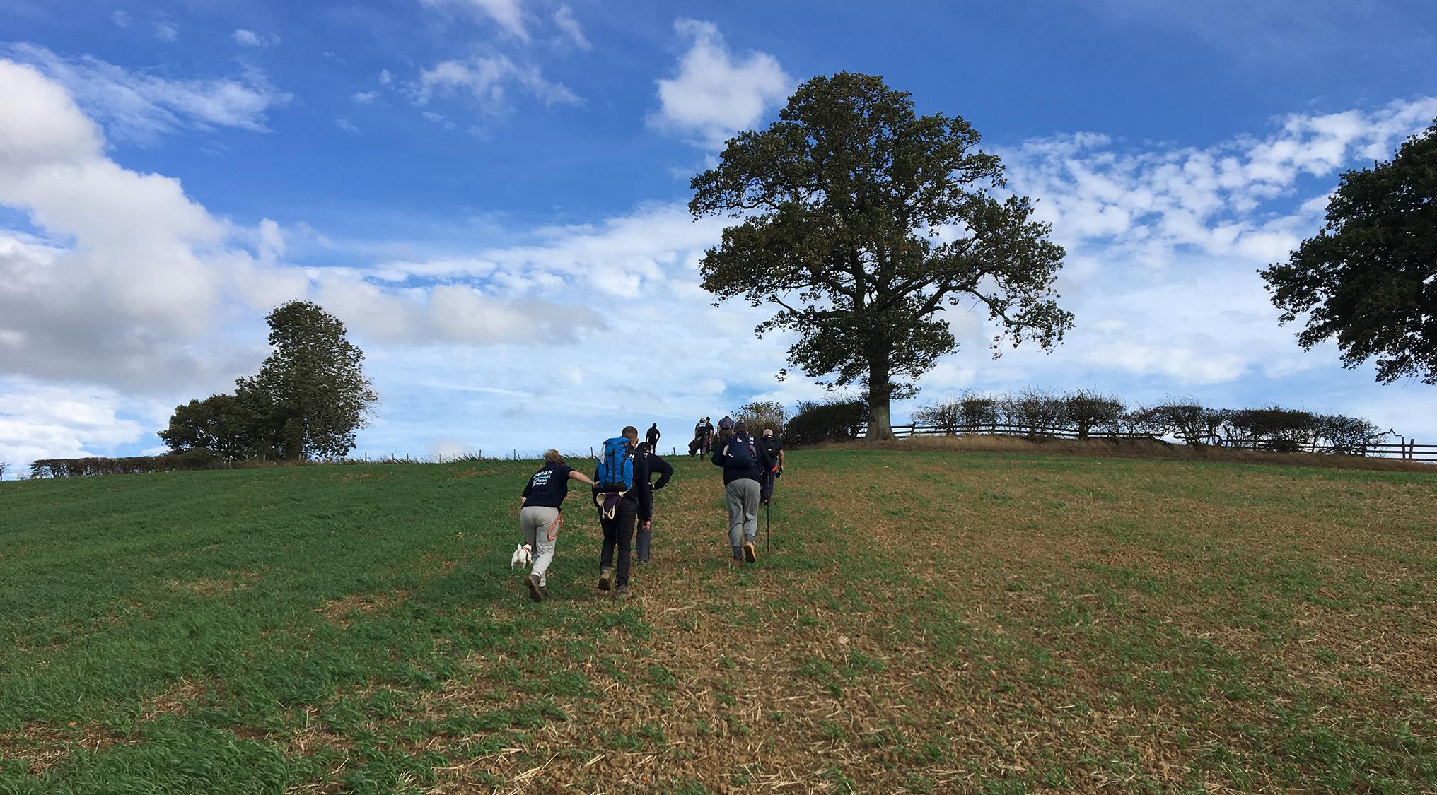 Three Peak Challenge – O'Brien Charitable Trust