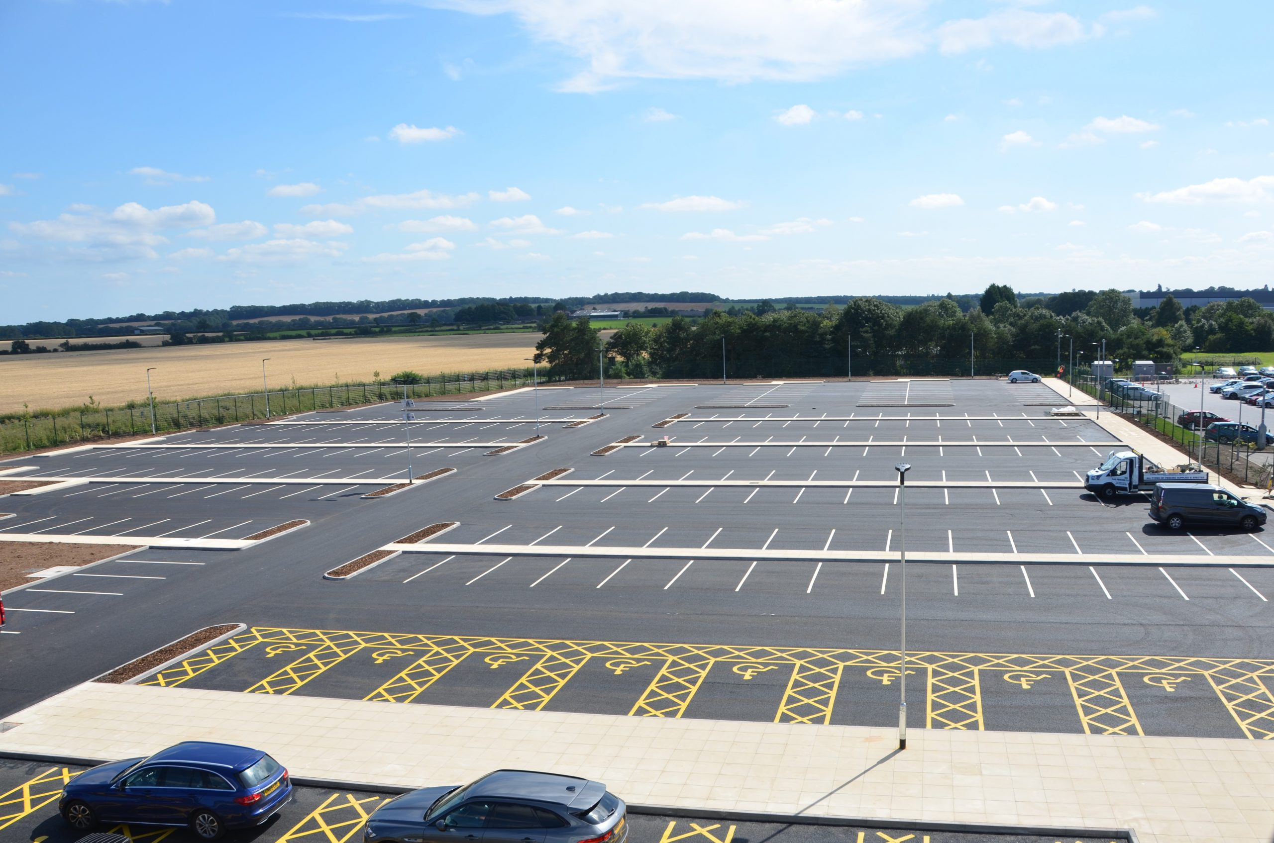 O'Brien Completes Work at Manufacturing Technology Centre, Ansty