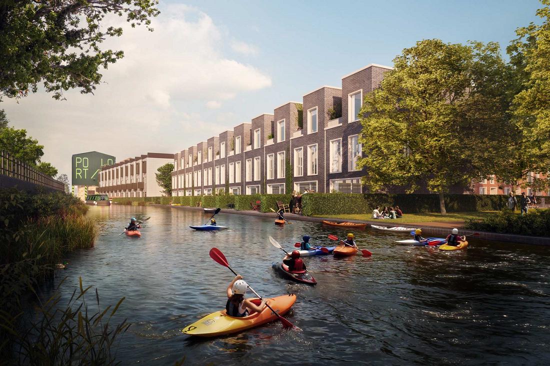O'Brien Awarded Further Works on the Urban Splash Port Loop Regeneration Project