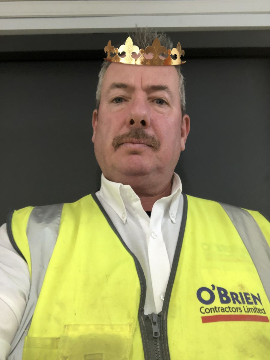 MOVEMBER KING OF THE MOUSTACHE WINNER 2019!  £1,800 RAISED!