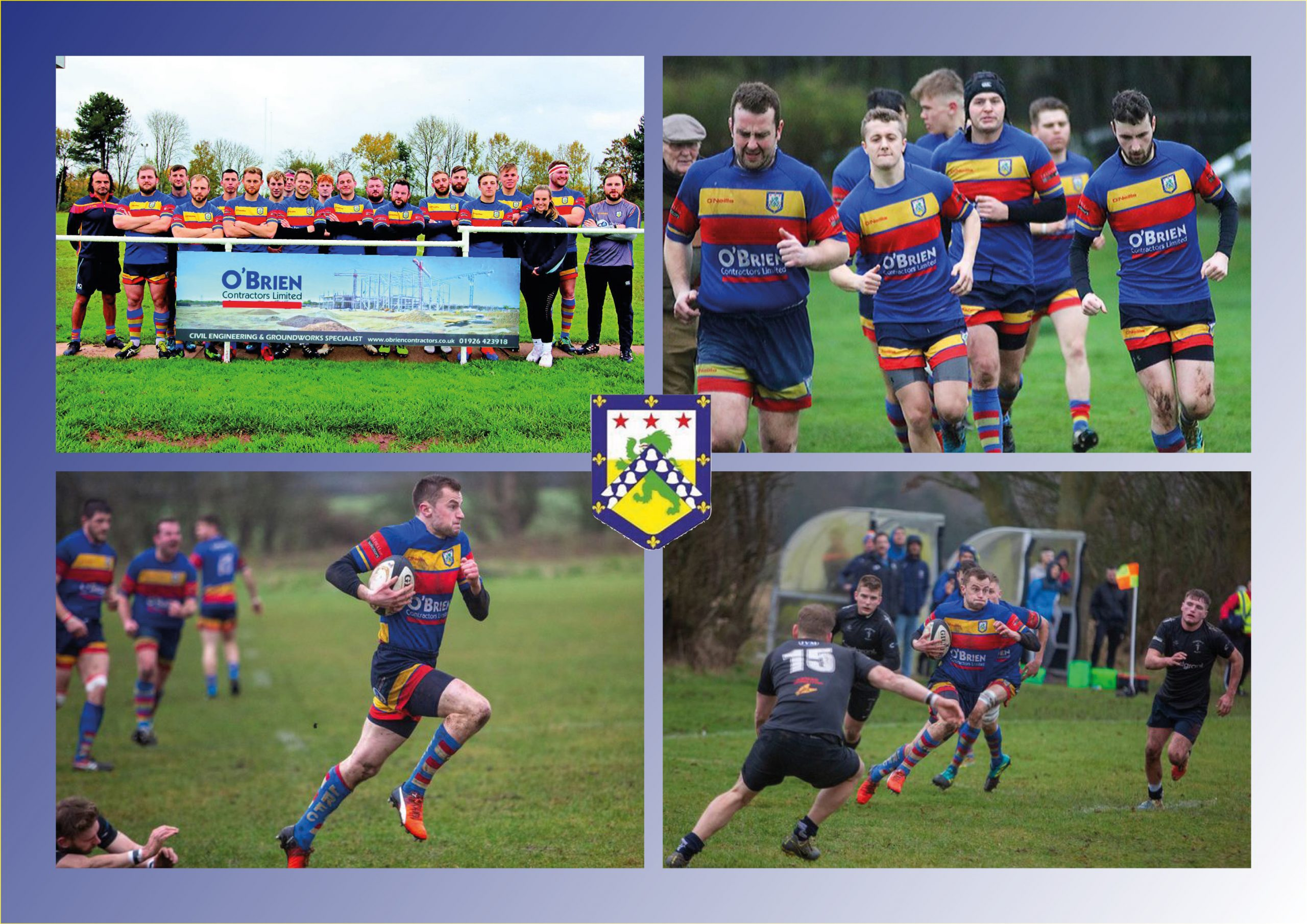 Proud Sponsors of Leamington RFC Since 2013