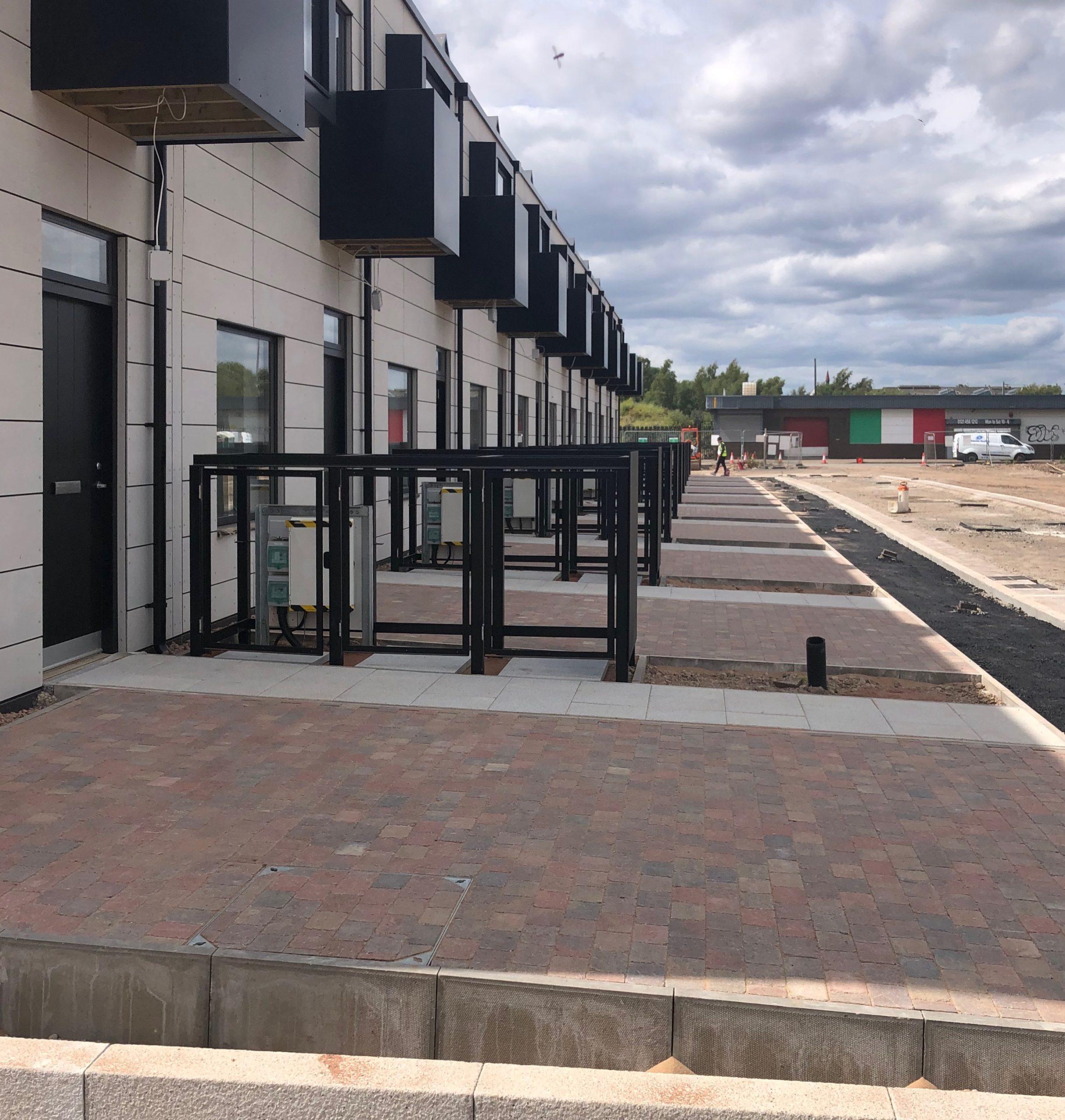 O'Brien's Work Progresses at Urban Splash Port Loop Development