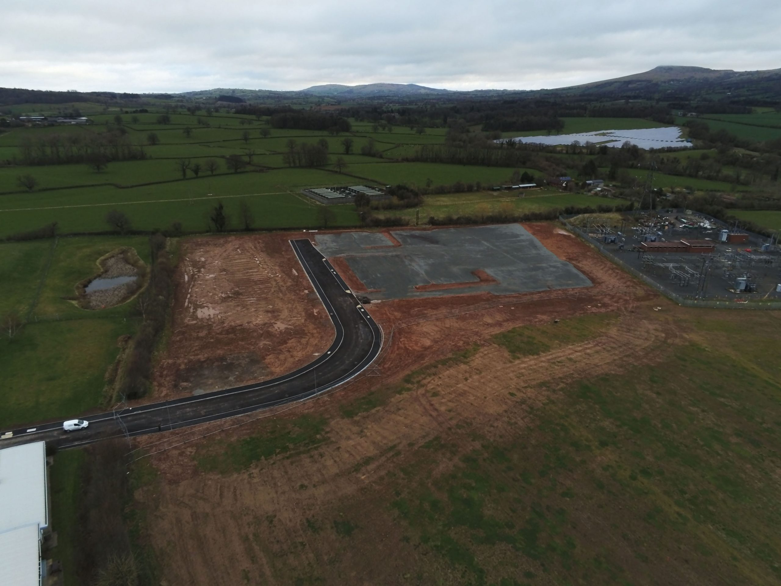 O'Brien Provides Cost and Environmental Solutions at Ludlow Site